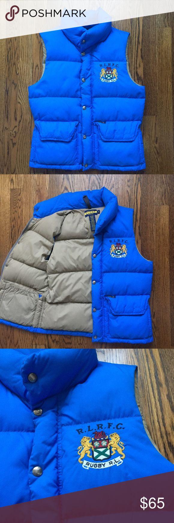Ralph Lauren Vest Excellent condition. Ralph Lauren. Down. Ralph Lauren Jackets & Coats Vests