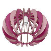 Rózsaszín mennyezeti lámpa E27 foglalattal, 41x25,5 cm, 1x60W EGLO FABELLA 95952 - Ledaruhaz.hu - LED fényforrás és lámpa webáruház