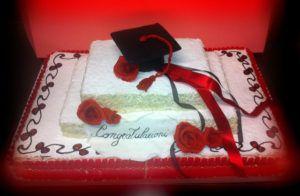 17 fantastiche immagini su torte di laurea by given2 su for Decorazione torte millefoglie