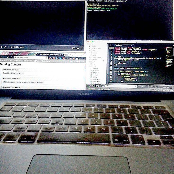 #Trying #automation with #technical #setup now #building in #Nodejs #Compass #Sass #Emmet #Grunt #Ruby #Git #Json #IT #developers #Web #webdevelopment #webdeveloper #Problemsolving #selflearning #selfmotivation #independent