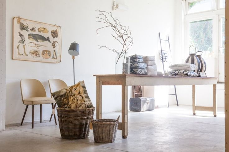 Linde huis is een pop up store met oude meubels en nieuwe merken styling giny - Popup huis ...