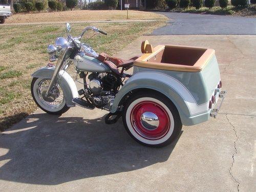 Used Harley Davidson for sale.1972 harley davidson servicar flathead for sale. $16,500 Greenville, South Carolina #harleydavidsonbaggerforsale