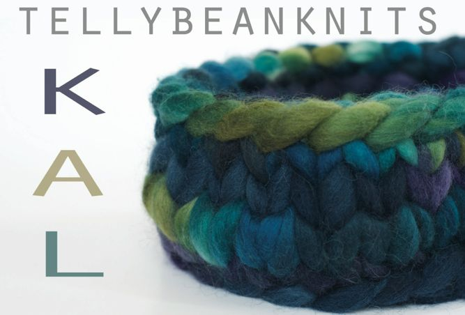 Tellybean Knits is hosting a Knit-A-Long for the Pelotage Cowl beginning July 7th. The pattern is FREE and there will be prizes!