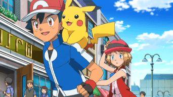 Capitulo 45 Temporada 19: ¡El primer día del resto de tu vida!   pokemon xy gba download