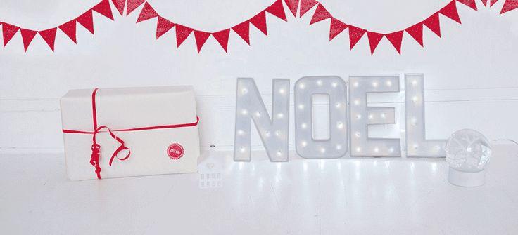 Best 20 guirlande noel ideas on pinterest guirlande de - Deco avec guirlande lumineuse ...