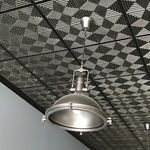 PVC Ceiling Panels | Glue-Up Faux-Tin Ceiling Tiles | Decorative Ceiling Tiles