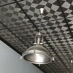PVC Ceiling Panels | Glue-Up Faux-Tin Ceiling Tiles | Decorative Ceiling Tiles
