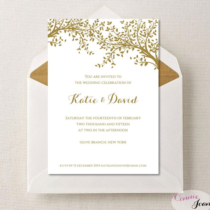 Printing Your Own Wedding Invitations: 4483 Best Gold Wedding Invitations Images On Pinterest