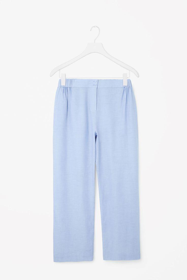 COS | Flannel pyjama trousers