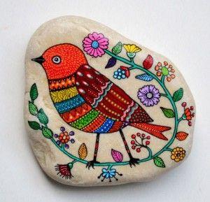 Consejos prácticos para pintar piedras - Guía de MANUALIDADES