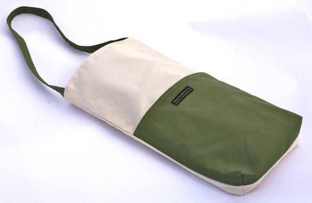 Organic Cotton Meditation Bench Bag