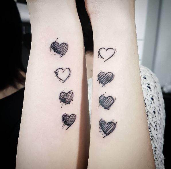 sister-tattoos-tumblr.jpg 596×589 Pixel