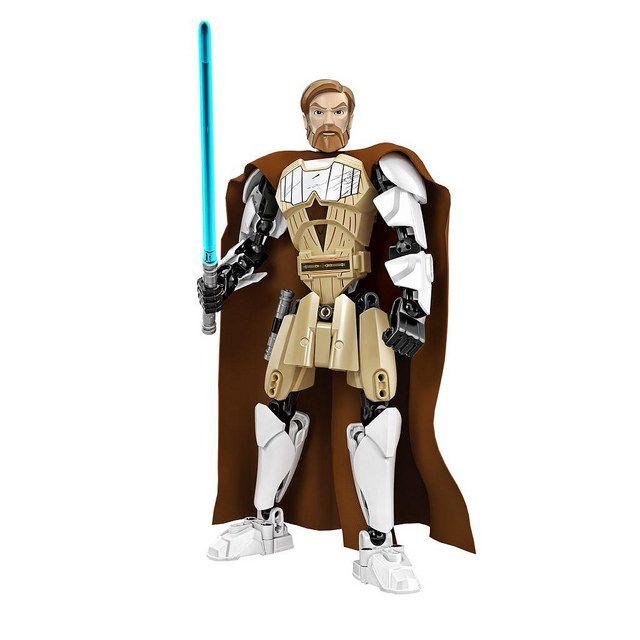 LEGO Star Wars Constraction 75109 - Obi-Wan #Lego #StarWars #LegoStarWars #GuerreStellari