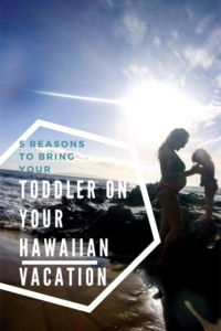 Traveling with Toddlers to Hawaii  Family Vacation with a Beach Baby. 5 Reasons You Should definitely GO!