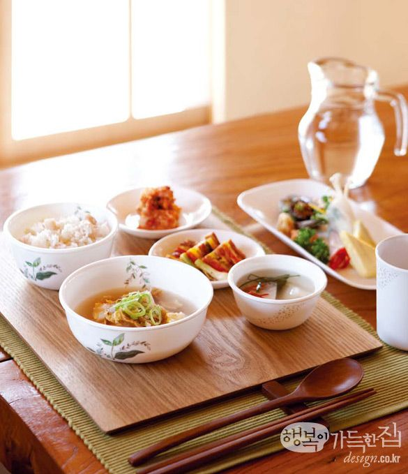 19 best INSPIRATION BOARD FOR KOREAN TABLE SETTING images ...