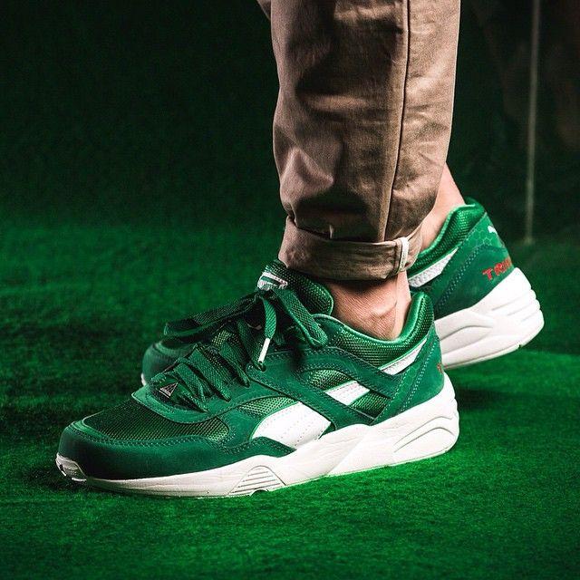 puma r698 green