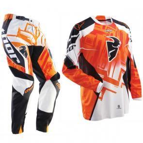 Kit Calça + Camisa Thor Phase 2012 $416.10