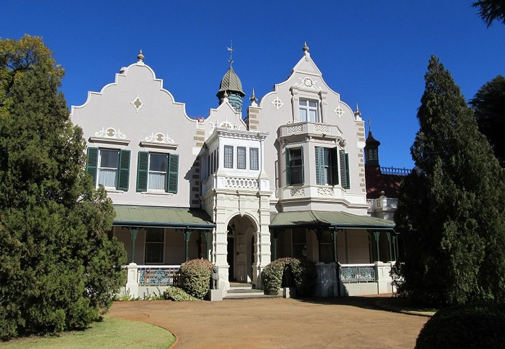 Melrose House Pretoria