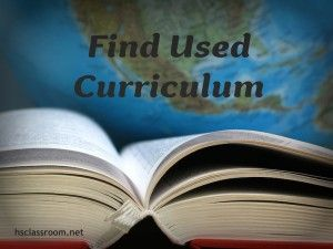 How to Find Used Homeschool Curriculum     The Homeschool Classroom