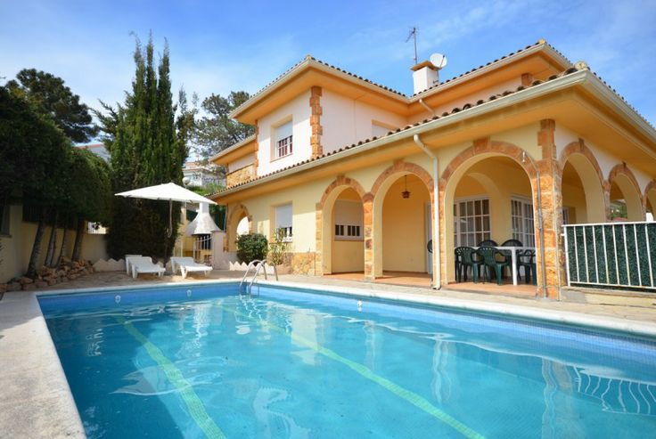 Villa Esperanza, Lloret de Mar, Costa Brava