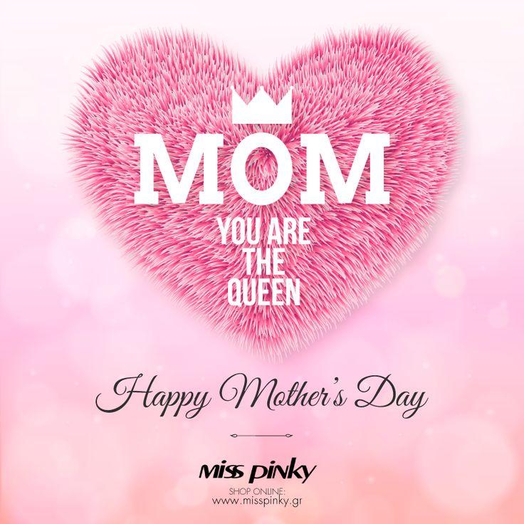 Χρόνια Πολλά σε όλες τις μαμάδες! #happymotherday #motherday #misspinkygr #misspinky