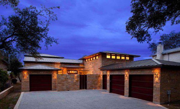 15 Detached Modern And Contemporary Garage Design Inspiration Home Design Lover Garage Design Garage Exterior House Design