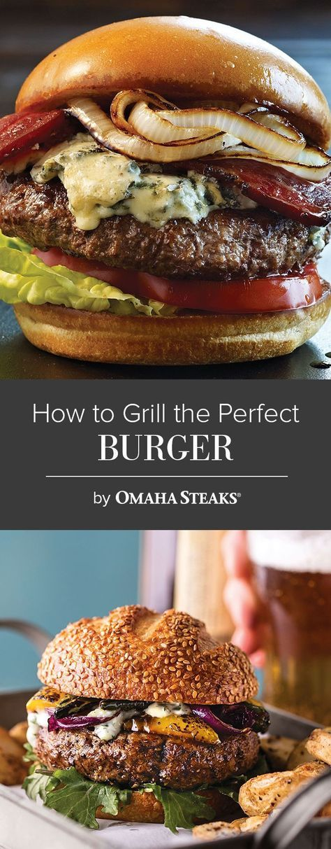Burger, Better. 4 Tips For Grilling The Perfect Burger