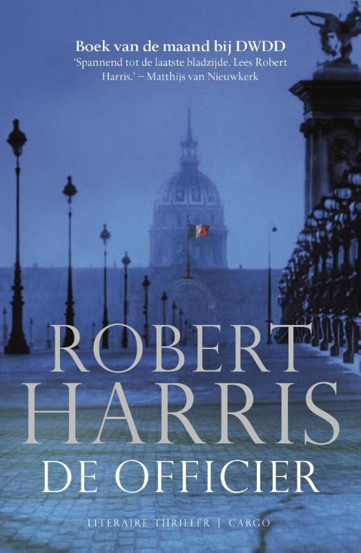Recensie: De officier, Robert Harris