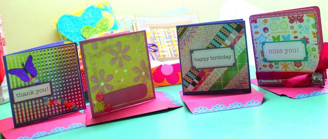 Notecards by Iti