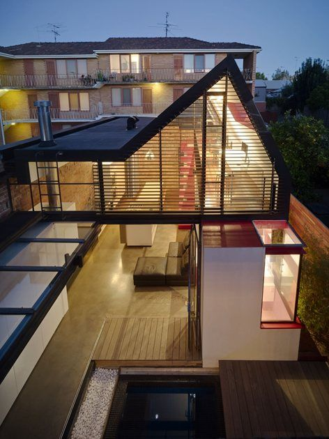 Vader House, Fitzroy, 2009 - Andrew Maynard Architects