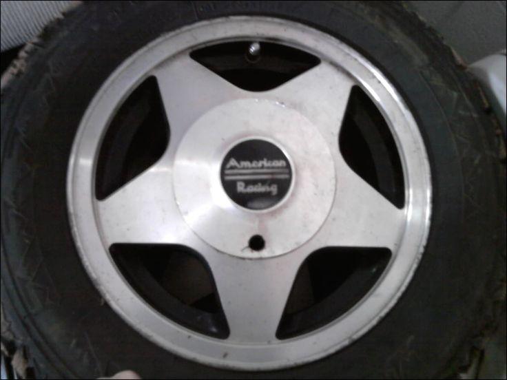 Old School American Racing Wheels