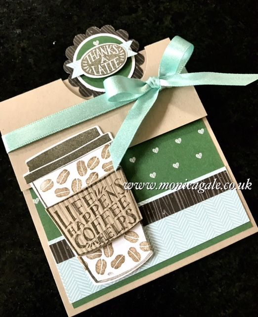 Monica Gale Top STAMPIN'UP! UK Demonstrator