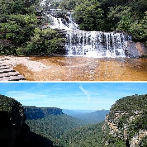 One of the most beautiful walks that the Blue Mountains has to offer, the Valley of the Waterfalls walking tour is unknown to many Sydneysiders.