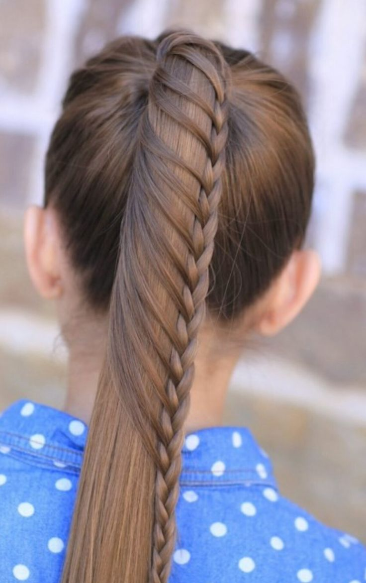 25 Best Ideas About Cute Hairstyles For Kids On Pinterest