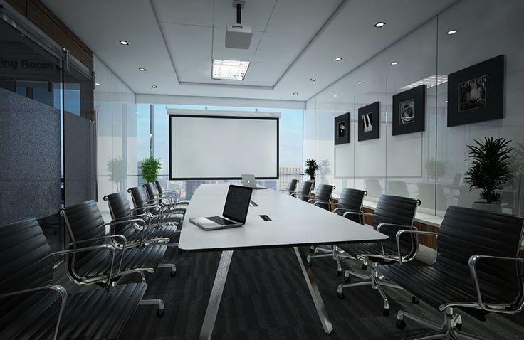 Meeting Room, PT. Mitra Pratama Agung Menara sentraya blok M