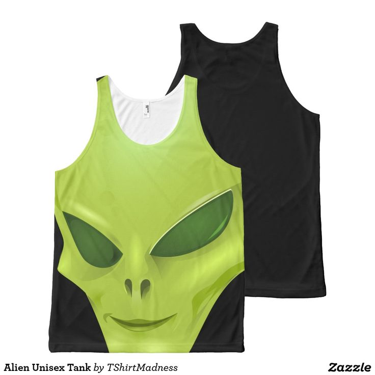 Alien Unisex Tank
