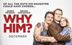 Franco Movie 'Why Him?' Accused of Sexism Because of Male Emphasis