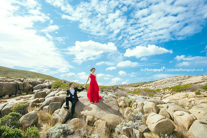 Morning Sunshine by Dicky | Ivan + Dewi | thePhotograph