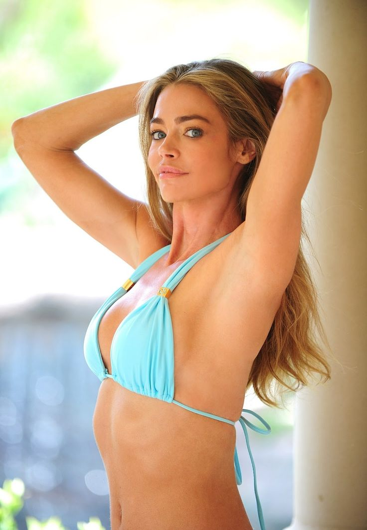 Denise richardson in a bikini