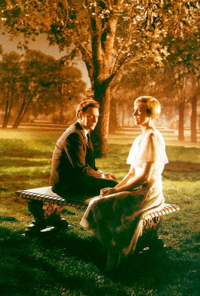 Christopher Plummer &Julie Andrews ~ The Sound of Music, 1965