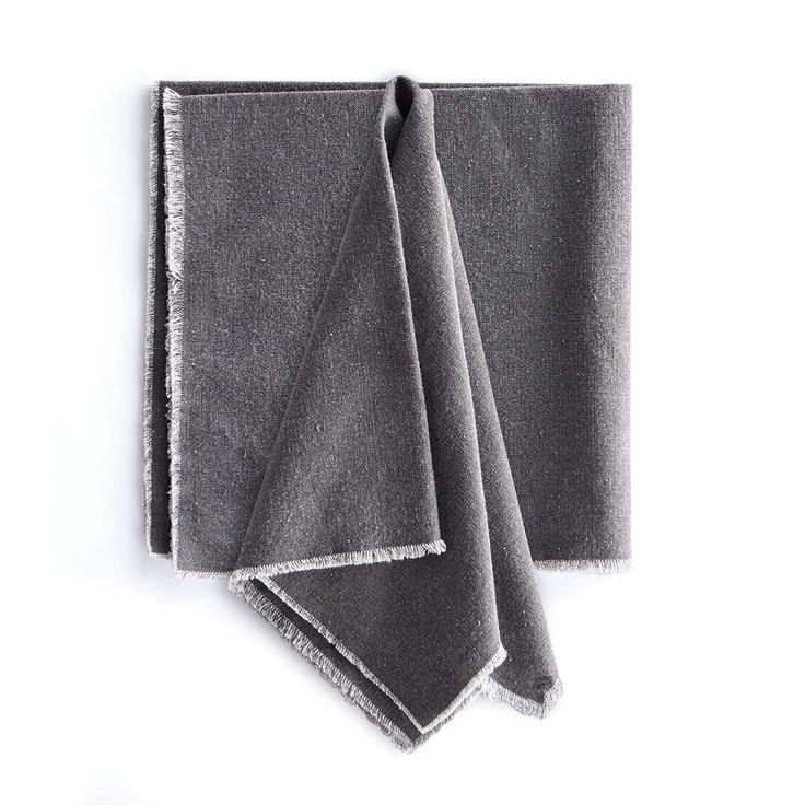 Dark Gray Napkin Napa, Duluth, Consumers