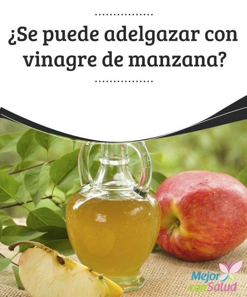 ¿Se puede adelgazar con vinagre de manzana?   ¿Es verdad que el vinagre de manzana puede ayudarnos para bajar de peso? Te lo explicamos para que lo consigas de modo saludable y seguro.