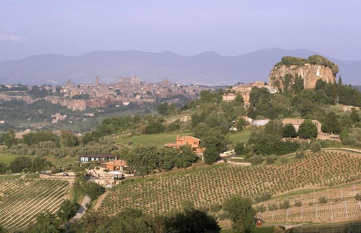 La Rocca, Orvieto, Umbria.