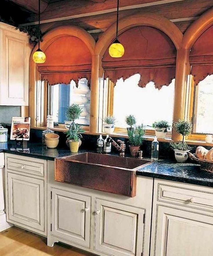 Best Rustic Farmhouse Kitchen Cabinets Makeover Ideas