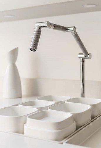 I love this tap | Tom Howley | Discover more at www.mycasainteriors.com