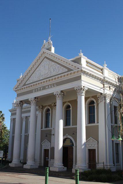 City Hall, Kimberley