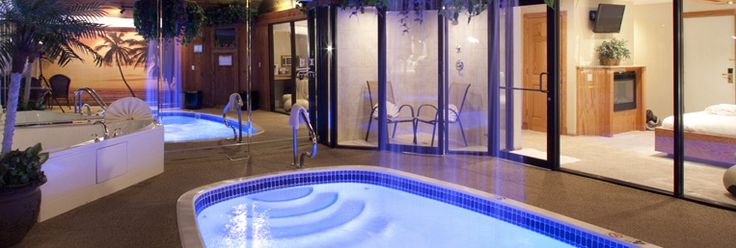Sybaris - Romantic Weekend Getaways in Chicago (IL), Milwaukee (WI), and Indianapolis (IN)