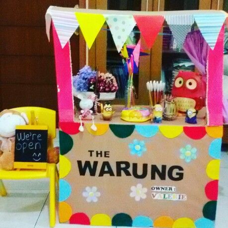The warung