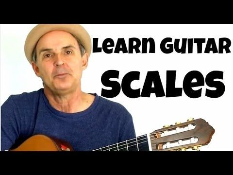 Learn Guitar Scales | How To Play Guitar Scales for Beginners Fast (plus Free Workbook) - YouTube