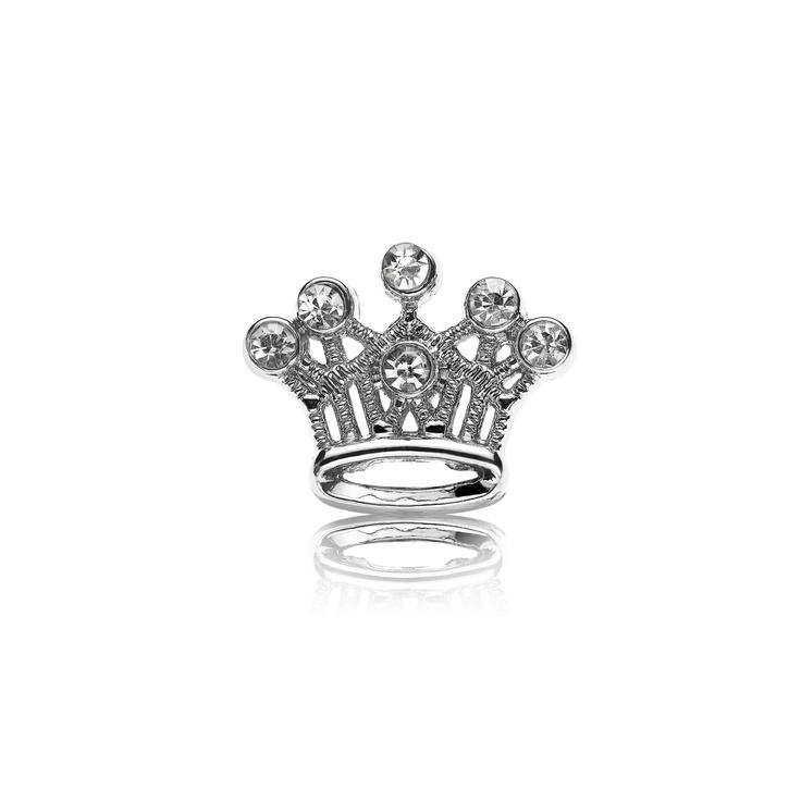 Emperor Crown Dog Charm